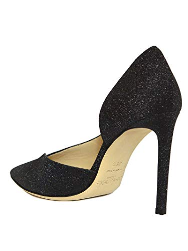 Décolleté in pelle Woman Choo Sophia100igt Jimmy Black nera wXyZIqHH