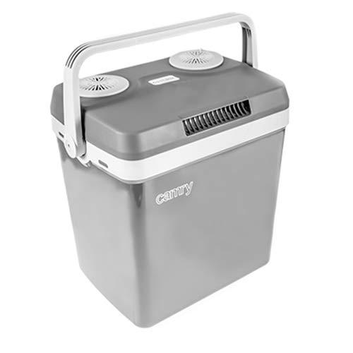 Camry CR 93 Kühlbox für Auto & Steckdose 32 Liter 12V&230V Warmhaltebox Isolierbox Camping