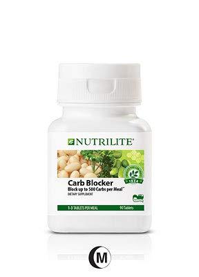NUTRILITE Carb Blocker - 90 Count by Nutrilite