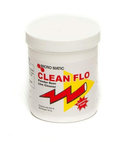 - Clean Flo 1 LB