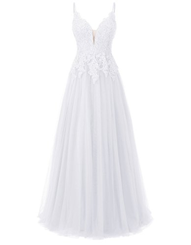 Vestido Trapecio Para Sin Blanco Mujer Mangas Carnivalprom dFqg5wF