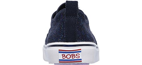 A partir de bobs Skechers Party Lite Amenaza Moda zapatilla de deporte Navy/Multi