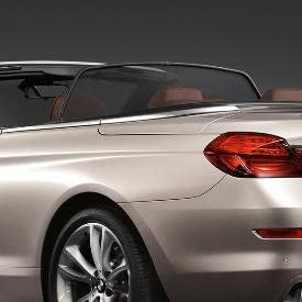 2008-2012 BMW 1 Series E88 Convertible Wind Deflector