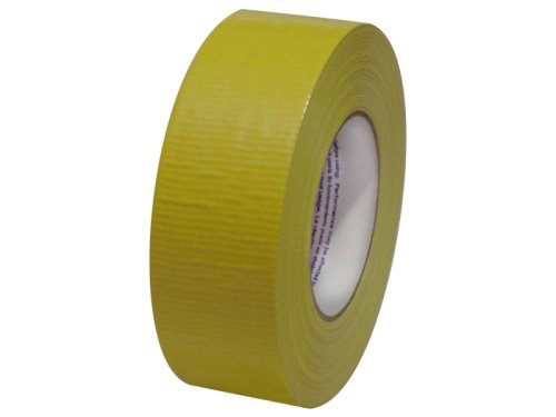 Shurtape PC-619 Fluorescent Duct Tape: 2 in. x 60 yds. (Fluorescent Yellow)