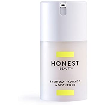 Honest Beauty Everyday Radiance Moisturizer with a Blend of Cherry, Fig & Licorice Extracts | Paraben Free, Dermatologist Tested, Cruelty Free | 1.7 fl. oz.