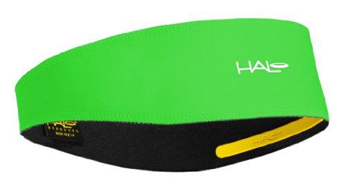 Halo II Headband Sweatband Pullover Bright Green