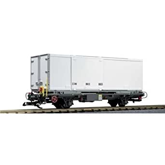 Amazon.com LGB G Scale Kuehne And Nagel Container Car Toys U0026 Games