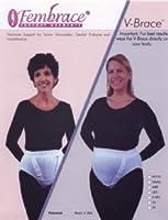 V-Brace Feminine Support for Vulvar Varicosities and Genital Prolapse