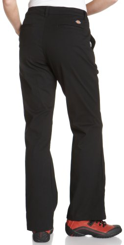 Dickies Women's Stretch Twill Cleaning Pant back movement