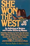 She Won the West, Marcia Muller, 0688047017