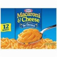 Kraft Macaroni & Cheese Dinner - 12/7.25oz