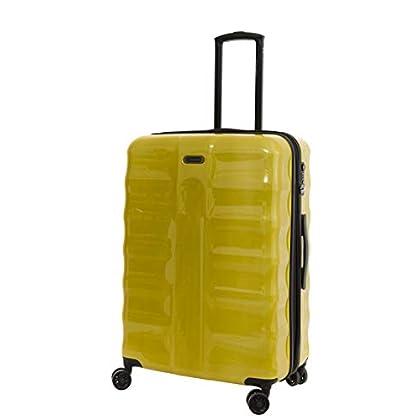 Luggage Cavalet Sparkle Hand Luggage, 73 cm, 120 liters, Turquoise (Turquise)