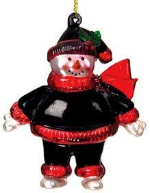 Atlanta Falcons Snowman