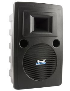 Anchor Audio, Liberty Platinum Sound System w/ Bluetooth and Two Wireless Receiver and CD/MP3 Combo Player, AC/DC Powered, LIB-8000CU2 (Anchor Microphone)
