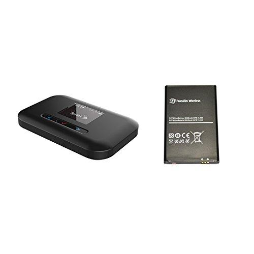 (Franklin Wireless R910 Rechargeable Li-ion Battery 3000 mAh)