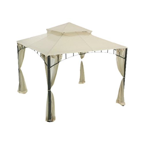 Garden winds replacement canopy for summer veranda gazebo for Garden winds replacement canopy
