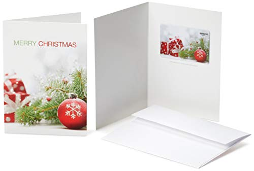(Amazon.com Gift Card in a Greeting Card -  Christmas Pine)