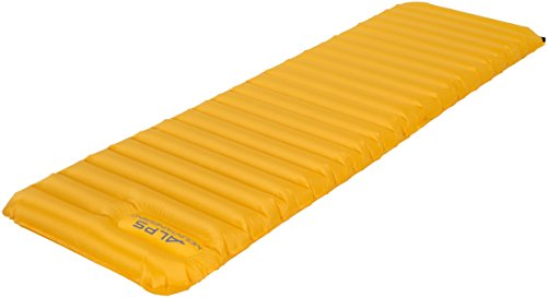 Alps Sleeping Pad - ALPS Mountaineering Featherlite Series Air Mat, Regular