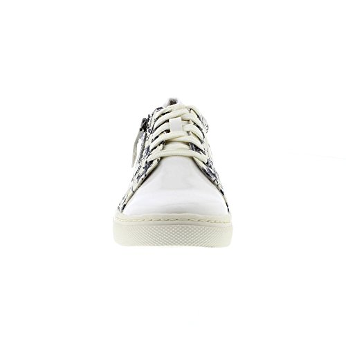 Softline Damen 23662 Sneaker White