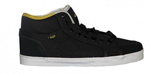 DVS Skateboard womens Shoes Rana black Canvas