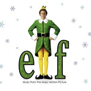 Elf: Music From The Major Motion Picture (Christmas Elf Pictures)