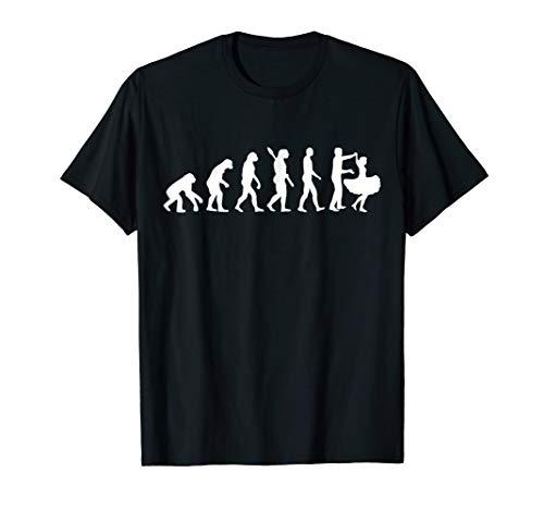 Evolution square dance T-Shirt