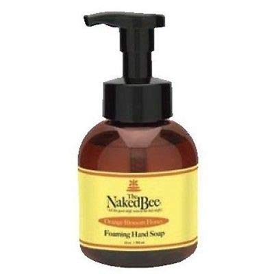 Naked Bee Foaming Hand Soap 12 Oz. - Orange Blossom Honey