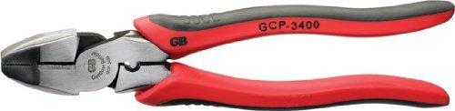 GCP-3400 Alto apalancamiento Linemens alicates y herramienta que prensa, forjadas de acero al carbono de alta, 1 / Ea - - Amazon.com