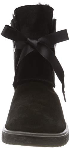 Para Legero Nieve schwarz 00 Botas Campania De Negro Mujer 00 wqrIqFx
