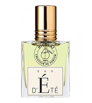 - EAU D'ETE By Parfums De Nicolai, Eau Fraiche Spray, 1.0 oz / 30 ml
