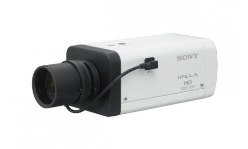 Sony Ethernet Webcam - Sony IPELA SNC-EB600 Network Camera - Color, Monochrome - CS Mount - 2.7x Optical - Exmor CMOS - Cable - Fast Ethernet