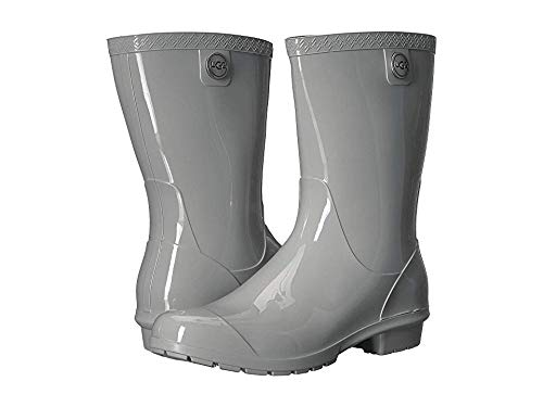 Used, UGG Women's Sienna Rain Boot, Seal, 11 M US for sale  Delivered anywhere in USA