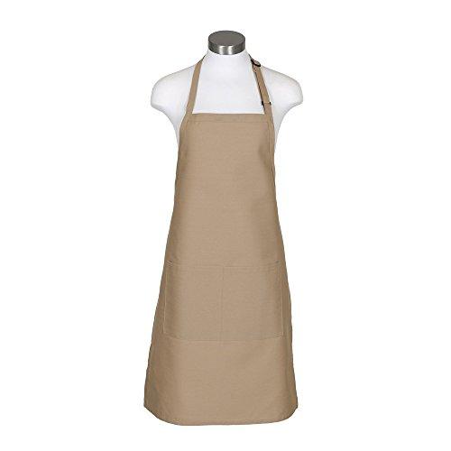chef apron khaki - 7