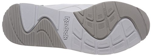 Royal steel White Reebok Blanco Para Mujer reebok white Royal steel Glide Zapatillas reebok w60qx6O7Z