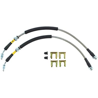 StopTech (950.61010) Brake Line Kit, Stainless Steel: Automotive