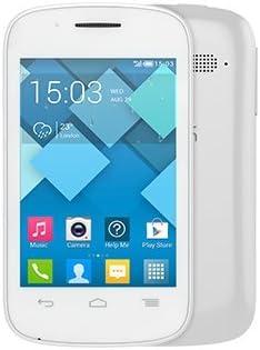Alcatel Pop C1 Android pantalla de 3,5 pulgadas – Dual Core Smartphone con Dual 2 SIM y cámara – Desbloqueado SIM libre: Amazon.es: Electrónica