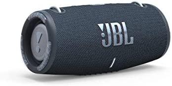 JBL Xtreme 3 - Portable Bluetooth Speaker, Powerful Sound and deep bass, IP67 Waterproof, 15 Hours of Playtime, powerbank, JBL PartyBoost for Multi-Speaker Pairing (Blue)