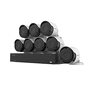 Flashandfocus.com 315VgmeIQWL._SS300_ Wisenet SDH-C84085BF 8 Channel Super HD DVR Video Security System with 2TB Hard Drive and 8 5MP Weather Resistant Bullet…