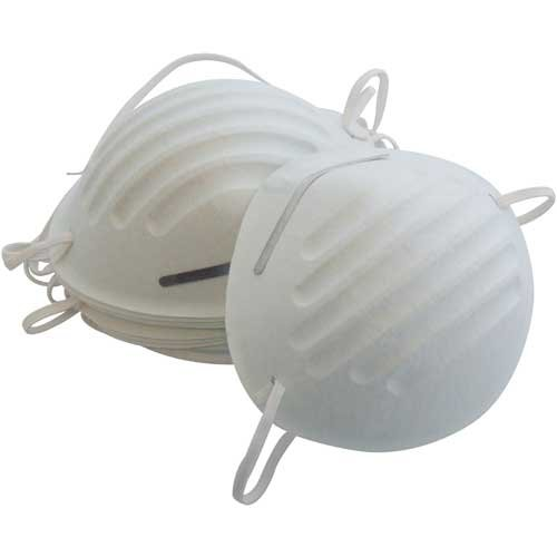 Amtech A3600 Nuisance Dust Mask Set (10 Pieces) AM-A3600