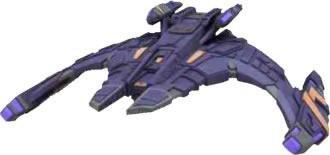 WizKids 1 X Star Trek Attack Wing: Dominion Battle Cruiser Expansion