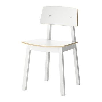 Schreibtischstuhl weiß ikea  IKEA SIGURD -Stuhl weiß: Amazon.de: Küche & Haushalt