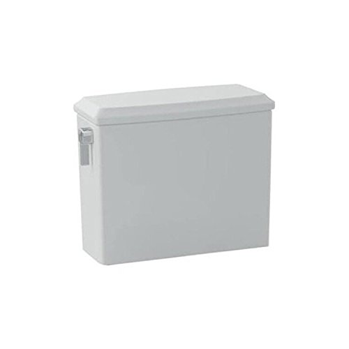 TOTO ST494M#11 Contemporary/Modern Connelly Tank and Cover, Colonial White