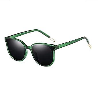 INITIALGRASS Gafas De Sol Polarizadas Gafas De Sol De Mujer ...