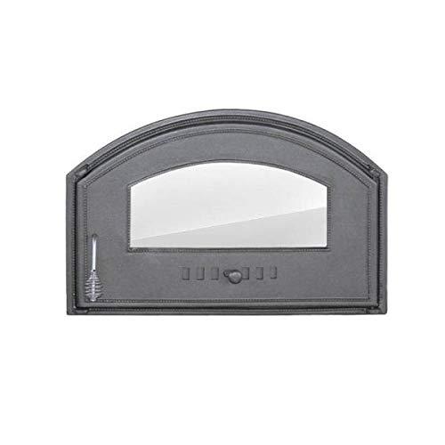 Sellon - Puerta de Horno (700 x 460, Hierro Fundido, Puerta de ...