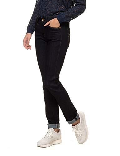Jeans Hour Women's star Two Midge Stonewash Dark G One Straight Fit H8PUqxY