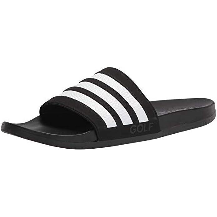 adidas Unisex-Adult Adilette Comfort Slide Sandal