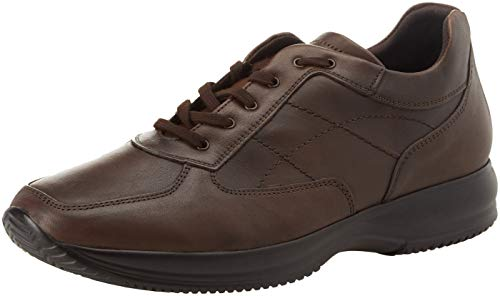 4 Scarpe 8444325 Marrone Top Marrone Uomo Low BATA Xqzn5xd00