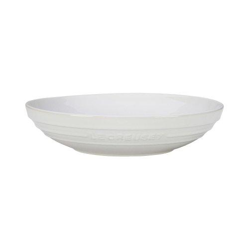 Le Creuset Stoneware Fruit/Pasta Bowl, White