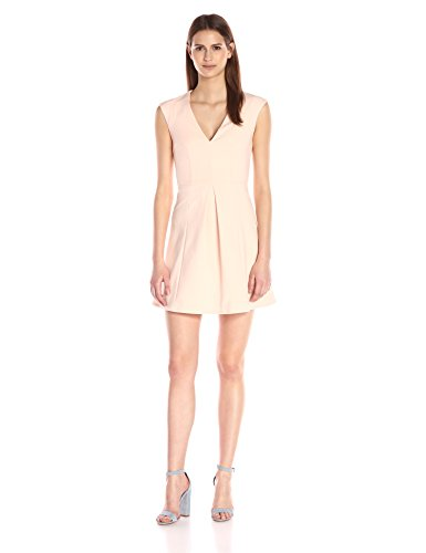 Capri French Dress Cotton Women's Spritz Apricot Connection qwCxFSP4w