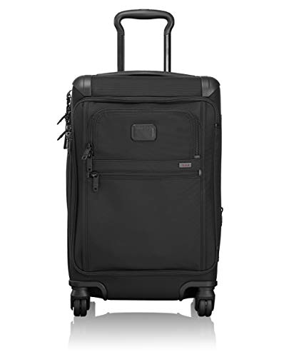 NWT Tumi Alpha 2 International Front Lid 4 Wheeled Carry-On